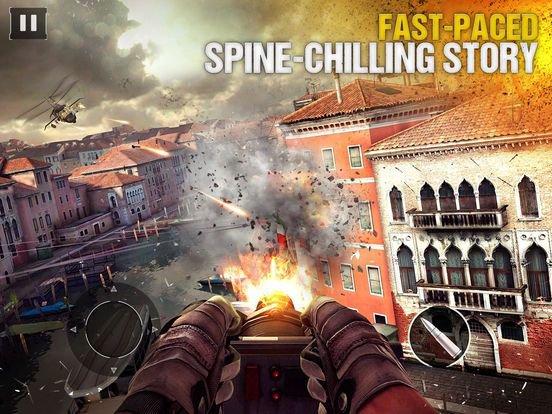 Modern Combat 5: The Multiplayer eSports Shooter screenshot