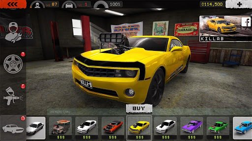 Torque Burnout screenshot