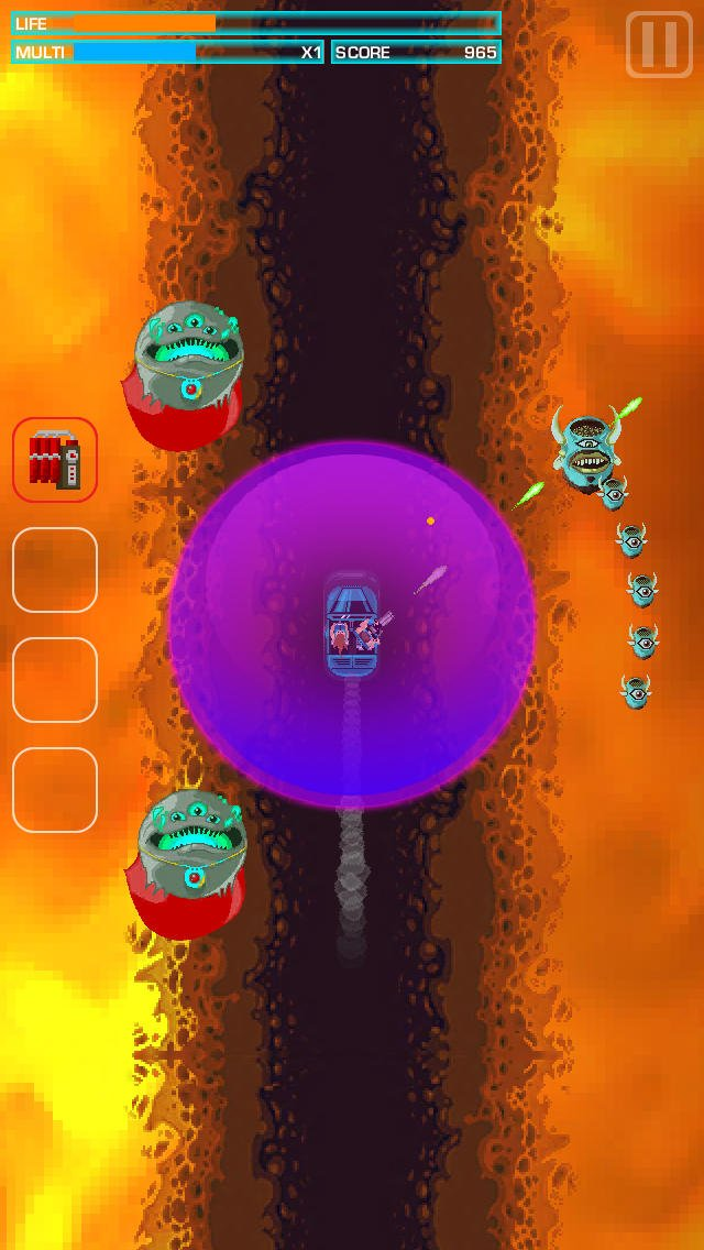 Drive to Hell screenshot
