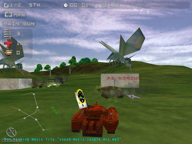 Tread Marks screenshot