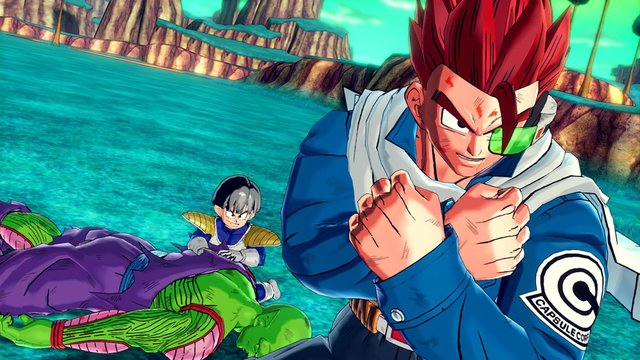 Dragon Ball Xenoverse + Season Pass screenshot
