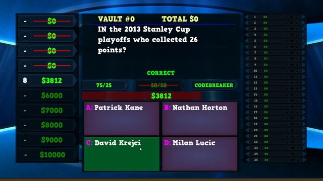 Trivia Vault: Hockey Trivia screenshot