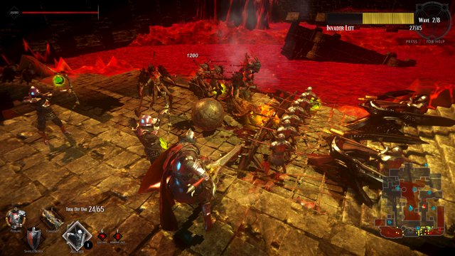 Hell Warders screenshot №2 preview
