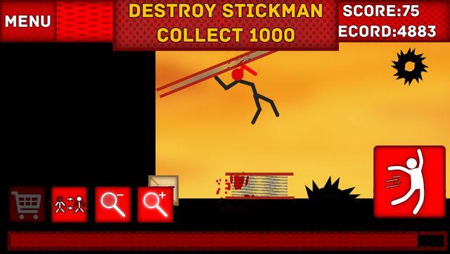Stickman Safe and Destroy screenshot