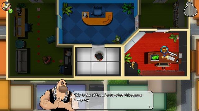 Robbery Bob: Man of Steal screenshot