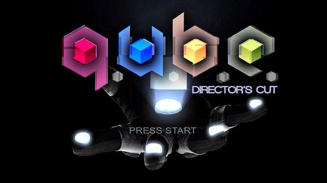 Q.U.B.E.: Режиссерская версия screenshot