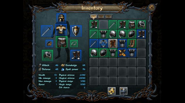 Elemental Heroes screenshot
