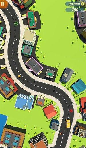 Adventure Drive - One Tap Driving Game screenshot