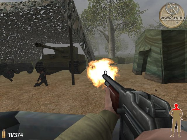 World War II Sniper: Call to Victory screenshot