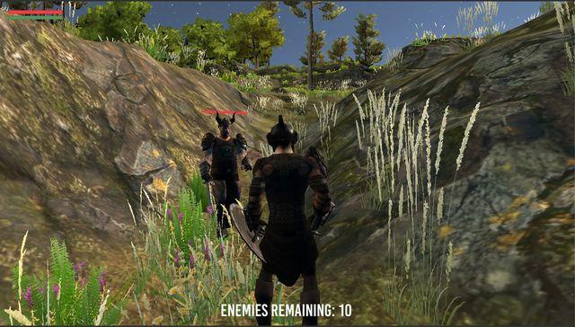 Barbarian Souls screenshot
