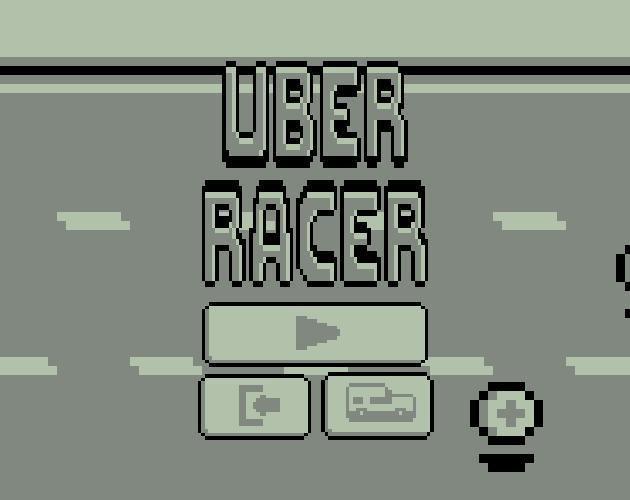 UbRacer screenshot