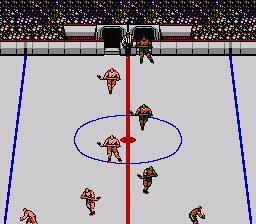Blades of Steel (1988) screenshot