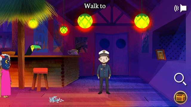Bayou Island - Point and Click Adventure screenshot