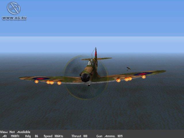 Битва за Британию screenshot