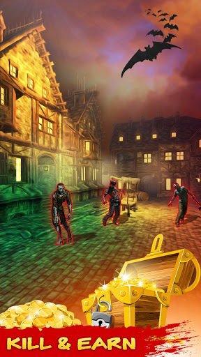 Zombies Hunt 3D - Zombie Games screenshot