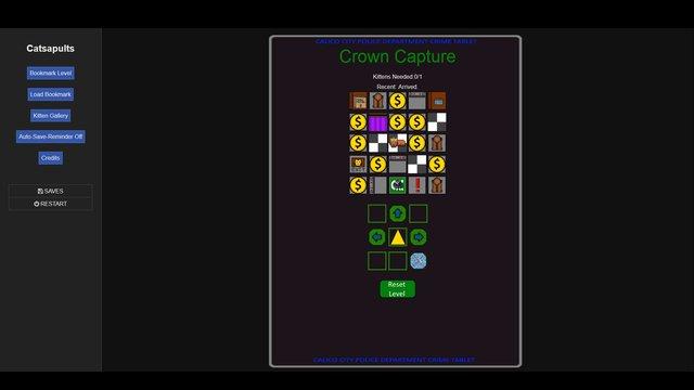 Catsapults screenshot