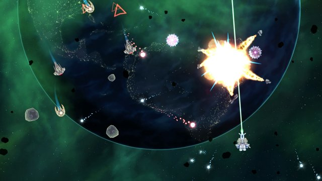 Xenoraid: The First Space War screenshot