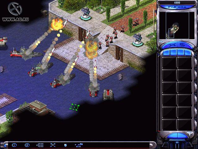 Command & Conquer: Red Alert 2 screenshot