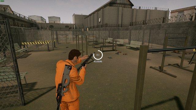 The Prison Experiment: Battle Royale screenshot