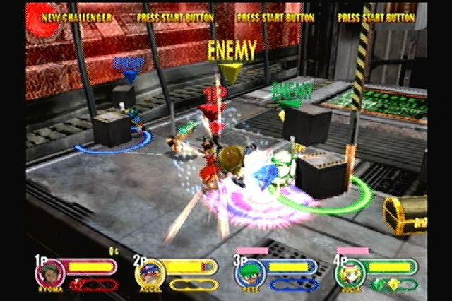 Power Stone 2 screenshot