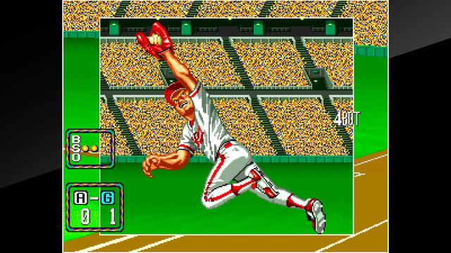 ACA NEOGEO BASEBALL STARS 2 screenshot
