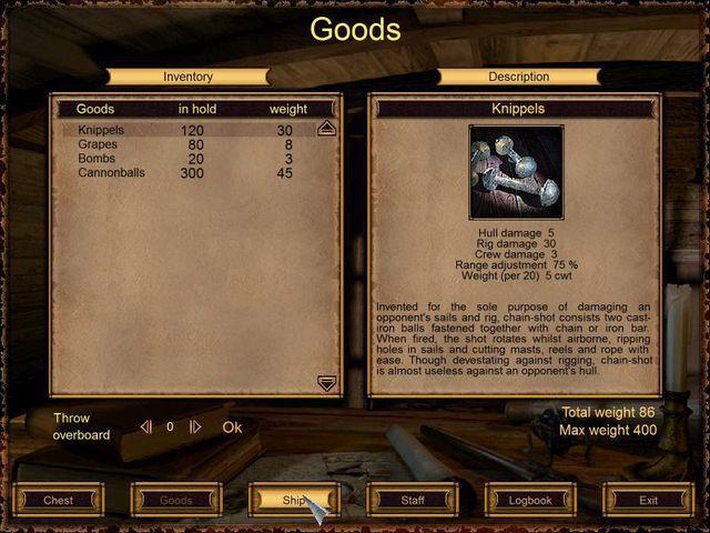 Корсары: Проклятие дальних морей screenshot