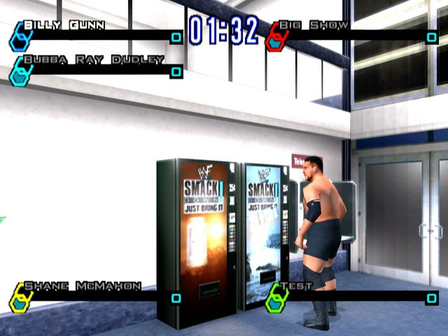 WWF SmackDown! Just Bring It screenshot