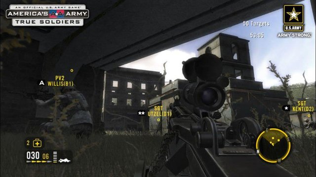 AA: True Soldiers screenshot