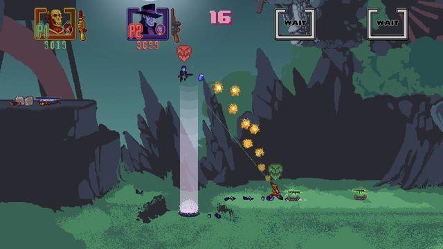 Mayhem ZX screenshot