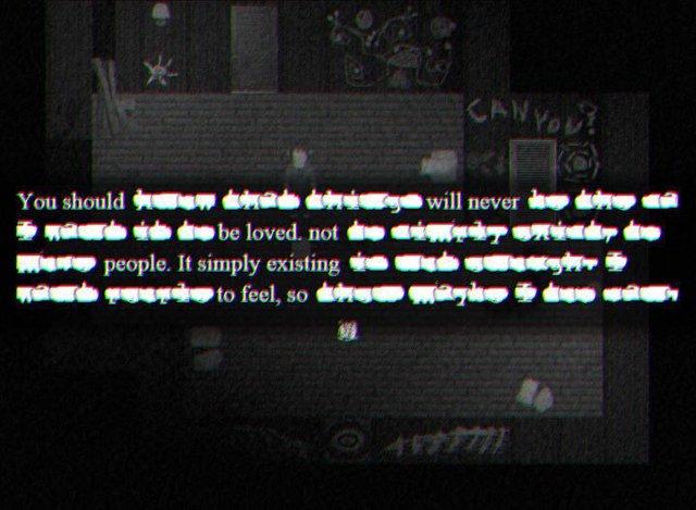 Please Love My Computer Game screenshot