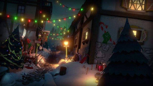 Saints Row IV: How the Saints Save Christmas screenshot