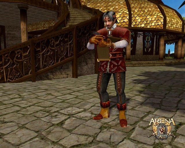 ARENA Online: Dragon Age screenshot