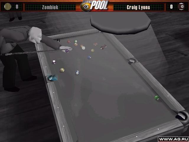 Expert Pool screenshot