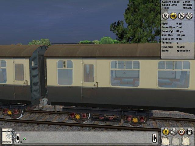Железная дорога: Век паровых машин screenshot