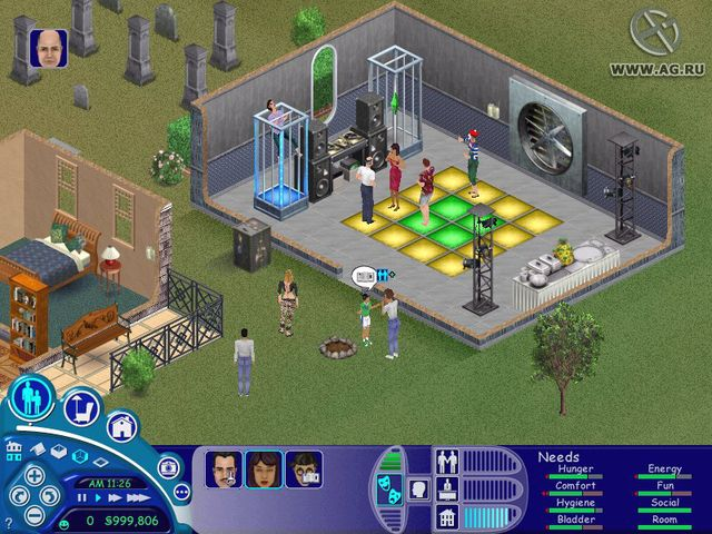 The Sims: House Party screenshot