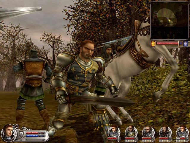 Wars and Warriors: Joan of Arc screenshot