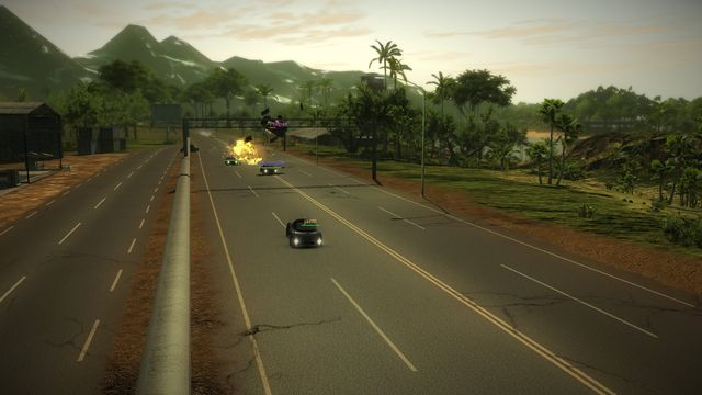 Just Cause 2: Multiplayer Mod screenshot