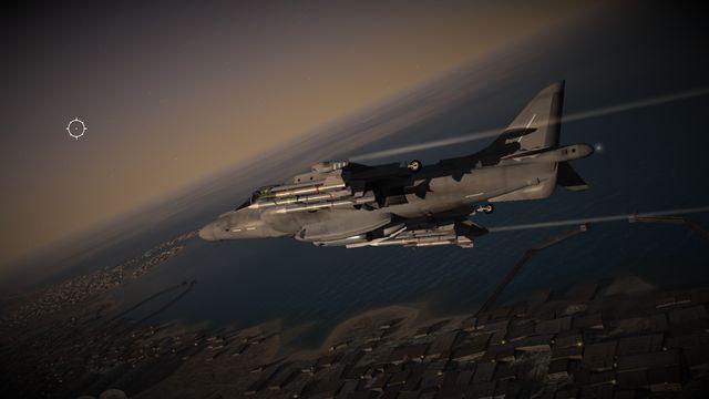 Combat Air Patrol 2: Military Flight Simulator screenshot