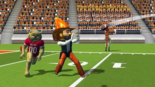 NCAA Football 09 screenshot