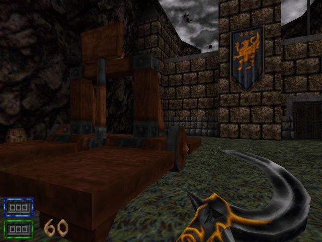Hexen 2 screenshot