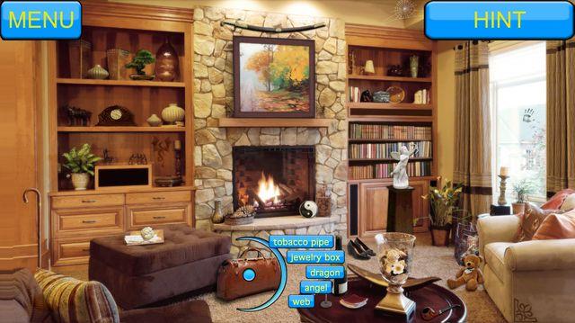 Hidden Object - Sweet Home screenshot