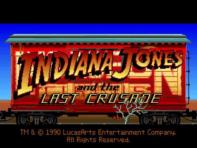 Indiana Jones and the Last Crusade: The Graphic Adventure (2009) screenshot