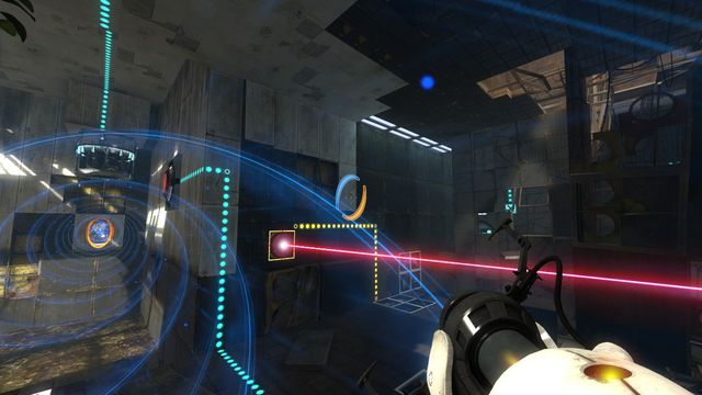 Portal 2 Sixense Perceptual Pack screenshot