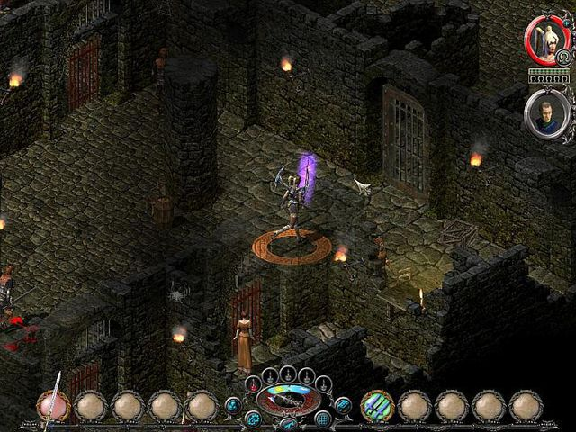 Sacred Gold screenshot
