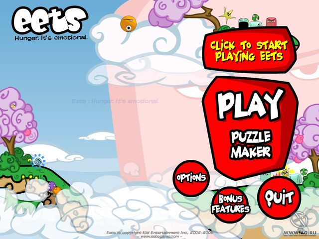 Eets screenshot