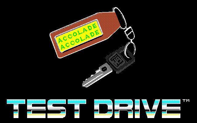 Test Drive screenshot