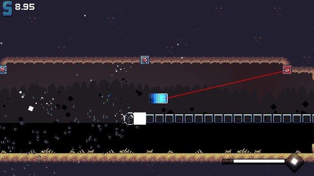 WaveLand screenshot