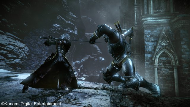 Castlevania: Lords of Shadow 2 - Revelations screenshot