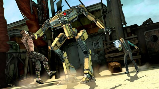 Tales from the Borderlands - Episode One: Zer0 Sum screenshot