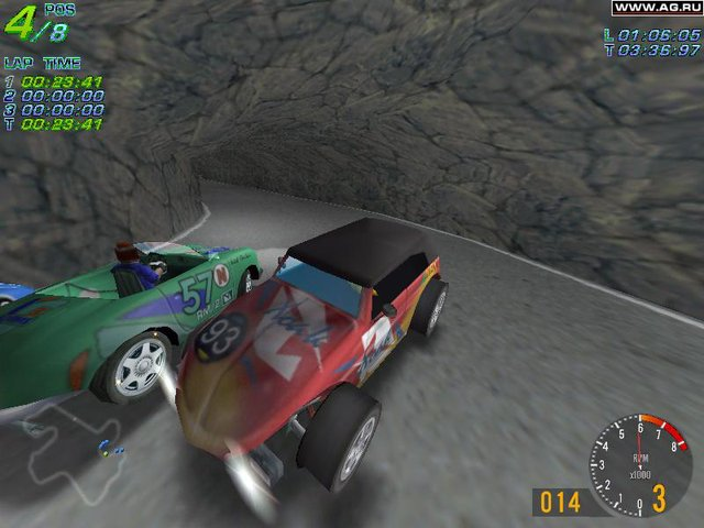 Beetle Crazy Cup screenshot